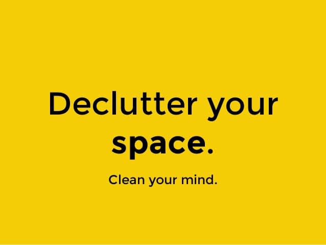declutter-your-space
